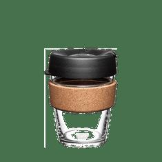 Keep Cup kubek termiczny Brew Cork Black 340 ml M szklany