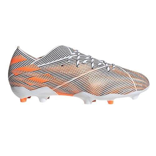 Adidas NEMEZIZ .1 FG J, NEMEZIZ .1 FG J | FW7357 | FTWWHT / SCRORA / CBLACK | 3.