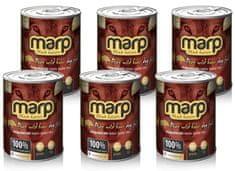 Marp Wild Boar konzerva s divočákem 6 x 400 g