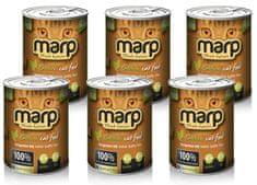 Marp Chicken konzerv csirkével 6 x 400 g