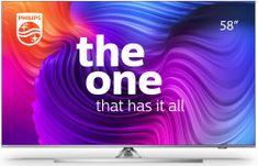Philips 58PUS8506 4K UHD televizor, Ambilight + AKCIJA: 50% vračilo kupnine