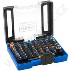 "Narex  52-Bit Box sada bitů SUPER LOCK 1/4"" 52 dílů 65404442"
