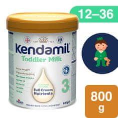 Kendamil batolecí mléko 3 DHA+ 800 g