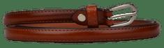 Handbags.cz Cintura Sottile (1,4 cm) Barva pásku: hnědá