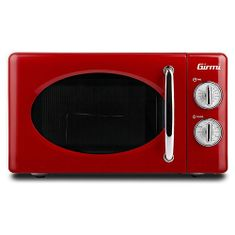 Girmi FM2102 Microv. pečica z žarom, rdeča, FM2102 Microv. pečica z žarom, rdeča