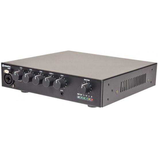 Adastra UA60, 100V mixážní zesilovač, 60W