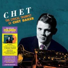 Baker Chet: Chet: Lyrical Trumpet (Coloured) - LP