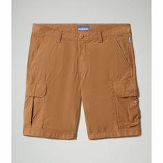 Napapijri Kratke hlače N-Ice Cargo Chipmunk Beige 35