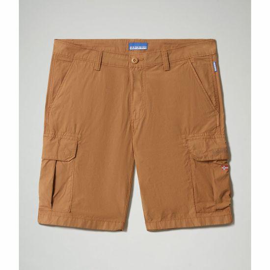 Napapijri Kratke hlače N-Ice Cargo Chipmunk Beige