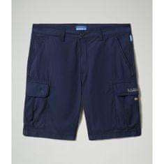 Napapijri Kratke hlače N-Ice Cargo Medieval Blue 35