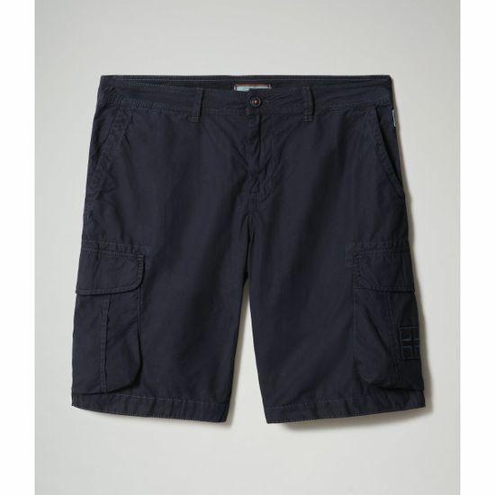 Napapijri Kratke hlače Nori Blu Marine