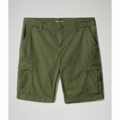 Napapijri Kratke hlače Nostran Green Cypress 35