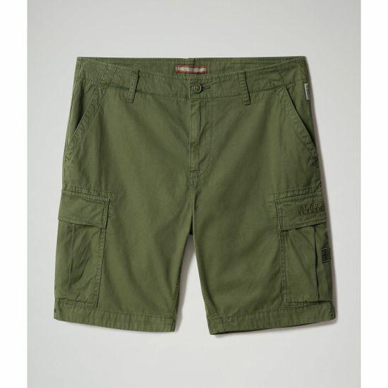 Napapijri Kratke hlače Nostran Green Cypress