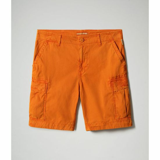 Napapijri Kratke hlače Nostran Marmalade Or