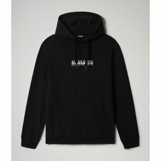 Napapijri Mikina B-Box H S Black 041