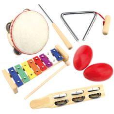 Bino Set hudebních nástrojů 5ks