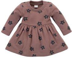 PINOKIO dievčenské šaty Happiness 1-02-2104-700G-RC, 104, ružová