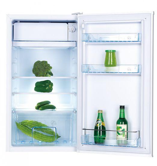 Goddess Egyajtós hűtőszekrény RSD083GW8AF