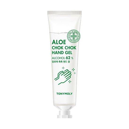 Tony Moly Dezinfekčný a hydratačný gél na ruky Aloe Chokchok (Hand Gel) 30 ml