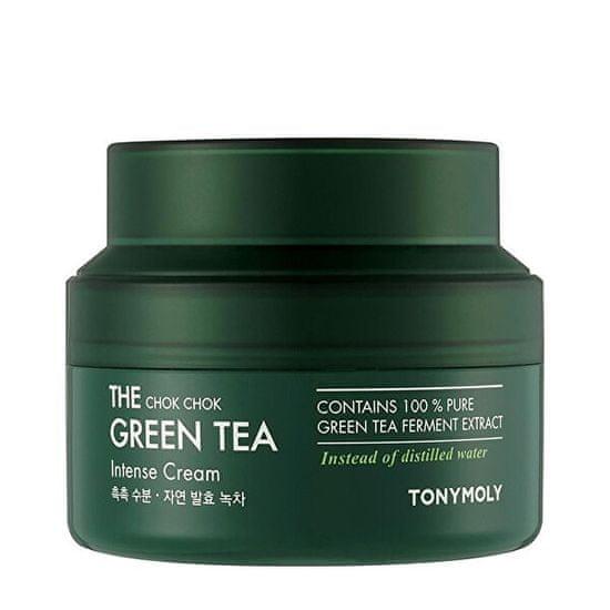 Tony Moly Antioxidačné pleťový krém The Chok Chok Green Tea (Intense Cream) 60 ml