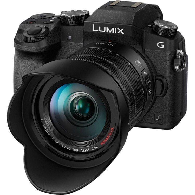 Panasonic Lumix DMC-G7 + 14-140 (DMC-G7KEG-K)