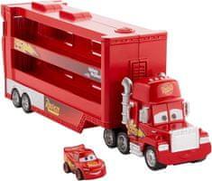 Mattel samochód Auta 3 Mini ciężarówka Mack i Zygzak McQueen