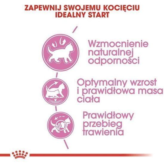 shumee Royal Canin Second Age Kitten Sterilized 2 kg - suché krmivo pre sterilizované mačiatka 2 kg