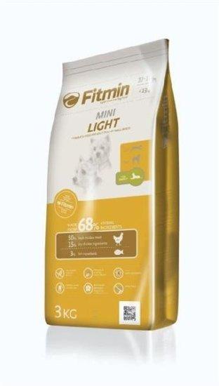 shumee Fitmin Mini Light 400 g - suché krmivo pre psy malých plemien so zníženým obsahom tuku 400 g