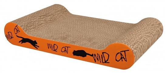 shumee Trixie drapak kartonowy wild cat