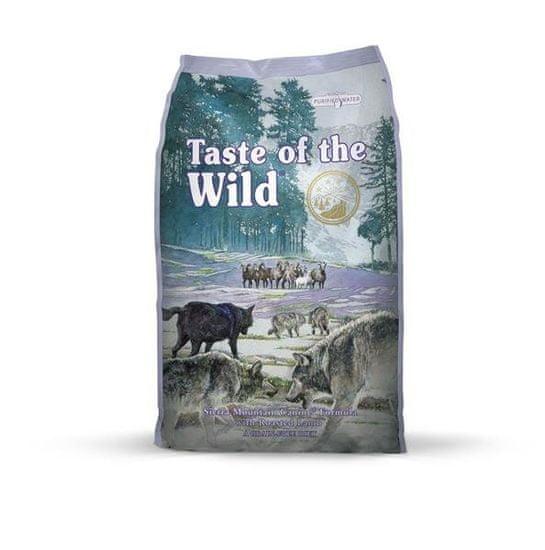 shumee Taste Of The Wild Sierra Mountain 2 kg - suché krmivo pre dospelých psov 2 kg