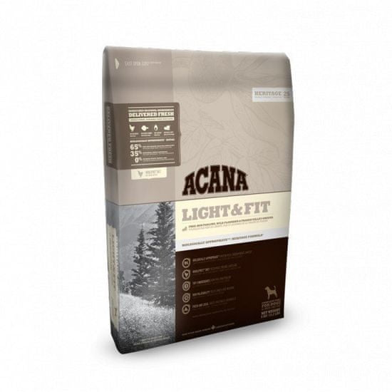 shumee Acana Light & Fit 11.4 kg - sucha karma dla psów z nadwagą 11.4kg