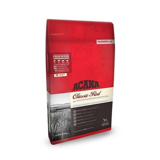 shumee Acana Classic Red 11,4 kg - száraz kutyaeledel 11,4 kg