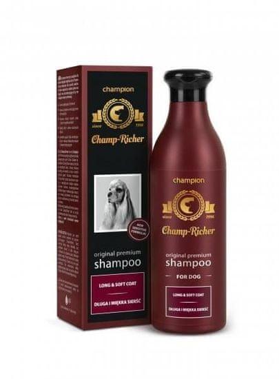 shumee Dermapharm champ-richer szampon dla długiej i miękkiej sierści 250 ml