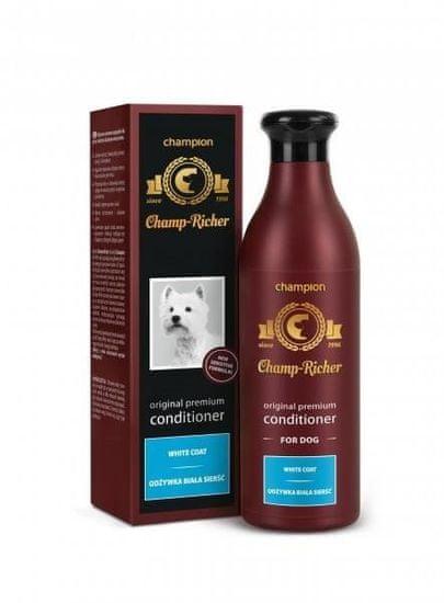 shumee Dermapharm champ-richer odżywka dla ras o białej sierści 250 ml