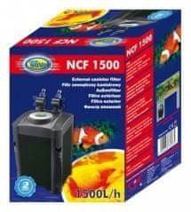 shumee Aqua Nova Filtr zewnętrzny NFC-1500 do 500L