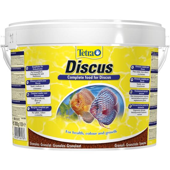 shumee Tetra Discus 10 L - étel 10L discus számára