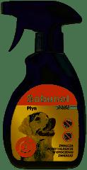 shumee Dermapharm Dr Seidel Sabunol Płyn Zwalcza Pchły i Kleszcze w Otoczeniu Zwierząt