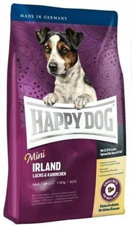 shumee Happy Dog Mini Irland 4kg - sucha karma dla psa 4 kg