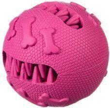 shumee Čeľusť Barry King Ball na pochúťky, ružová 7,5 cm