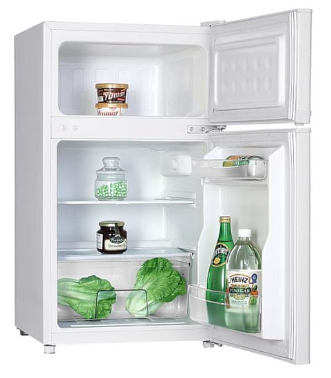 Goddess Kétajtós hűtőszekrény RDE085GW8AF