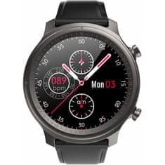 Wotchi Smartwatch W30BL - Black Leather
