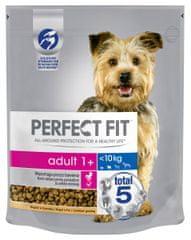 Perfect fit pasja hrana za odrasle pse malih in srednjih pasem Adult, piščanec, XS/S, 1,4 kg