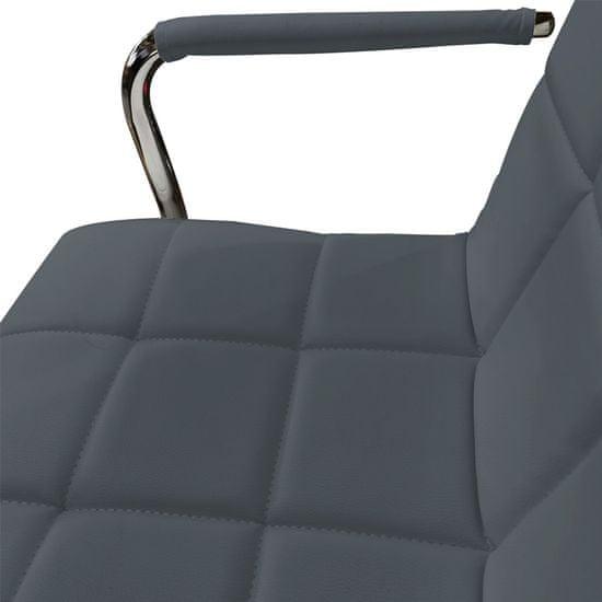 Aga Bárszék karfákkal BH015 Grey