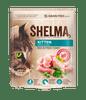 SHELMA Granule Freshmeat junior krůtí 2*750g