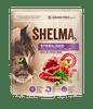 SHELMA Granule Freshmeat Sterilised hovězí 2*750g
