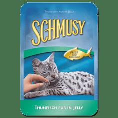 Schmusy Kapsičky Fish tuňák 24 x 100g
