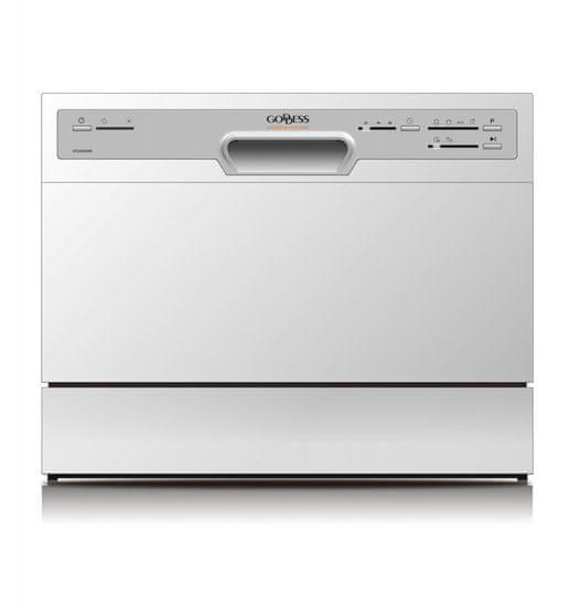 Goddess Asztali mosogatógép DTC 656MW8F
