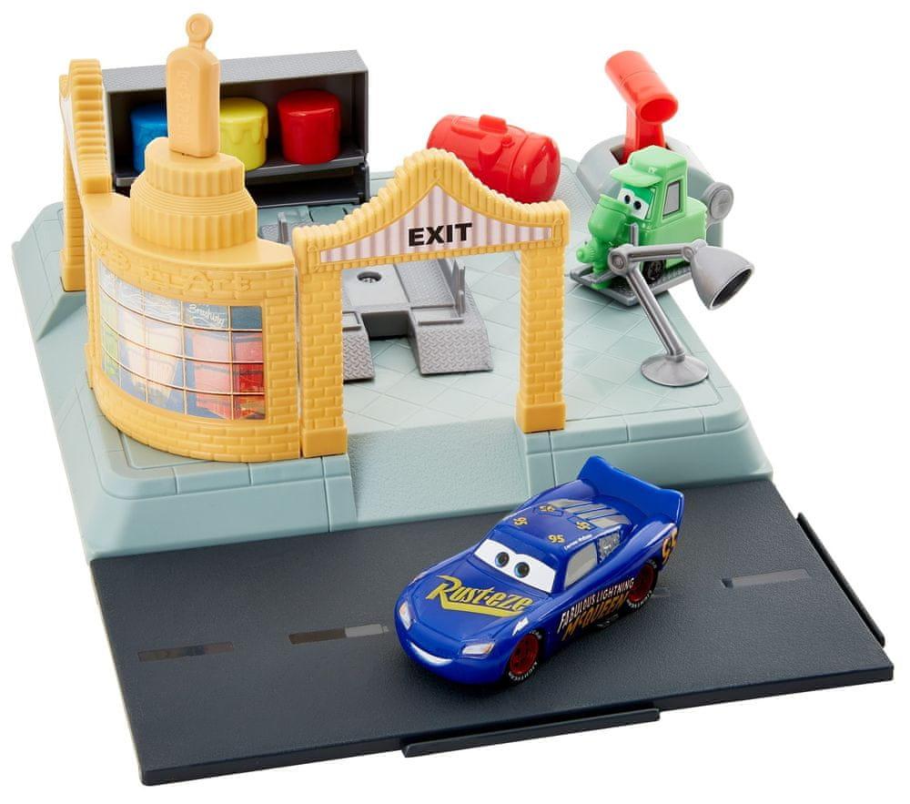 Mattel Cars Action Shifters Ramonova lakovna