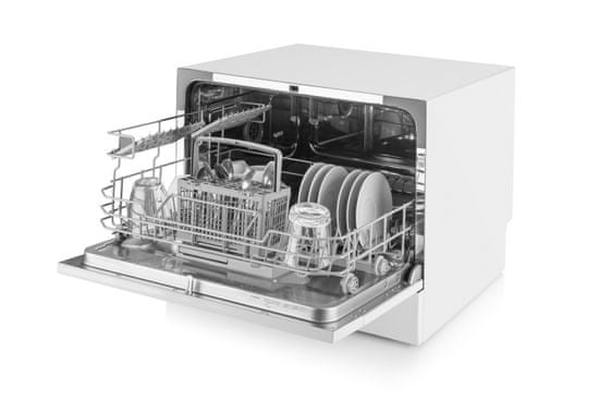 HYUNDAI Asztali mosogatógép DTC657DW8F