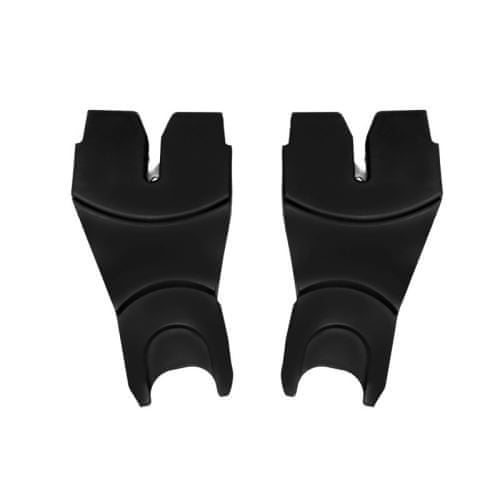 NOORDI Adaptéry pro autosedačku Maxi-Cosi černé